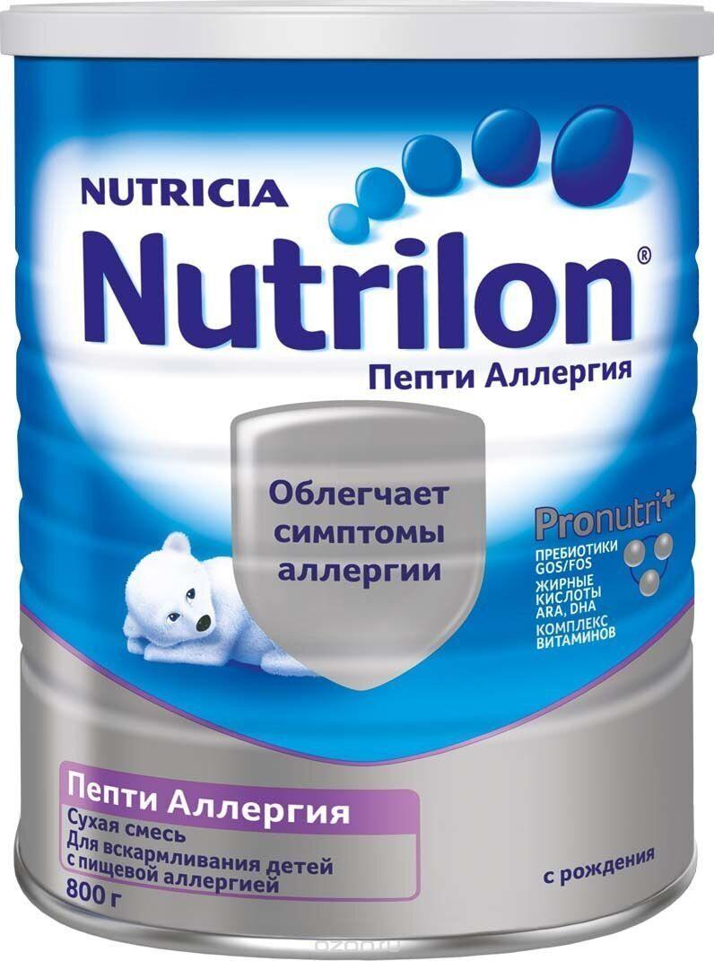 нутрилон пепти аллергия дочки сыночки