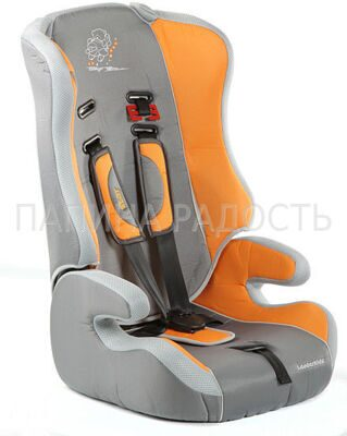 Автокресло Leader Kids STAR Aero 9-36кг