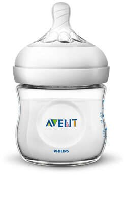 Бутылка Natural (125 мл, 0мес+) Philips Avent