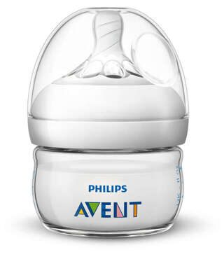 Бутылка Natural 60 мл (0 мес+) Philips Avent